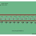 Ćwiczenia na drabince koordynacyjnej – cz.9