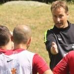 """Technika podań """"FSV Mainz 05"""" w grupach 8-osobowych: cz.3"""